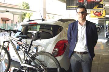 VIDEO – Opel FlexFix, il sistema trasporto bici integrato