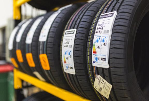 Cosa significano le sigle sui pneumatici