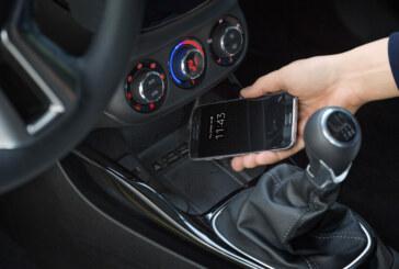 Opel Adam: lo smartphone si carica senza fili