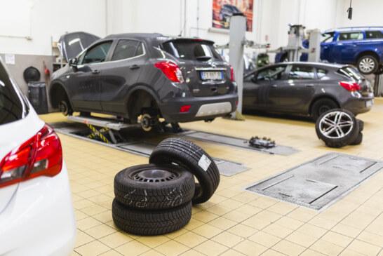 Sai tutto sul cambio pneumatici invernali?