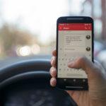 Patente sospesa per chi guida con il cellulare in mano?