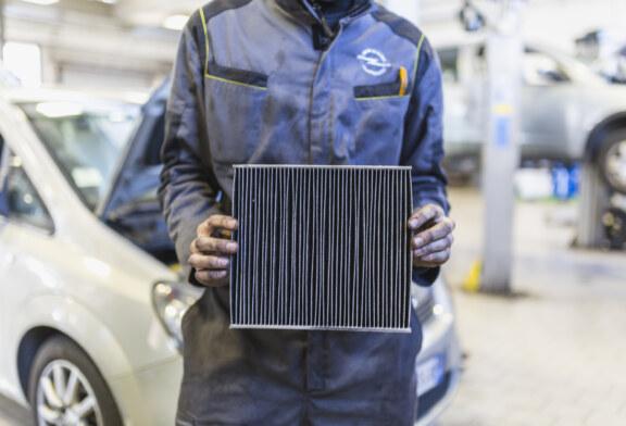 Perché è importante cambiare il filtro antipolline dell'auto?
