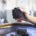 Filtro olio: quando deve essere cambiato?