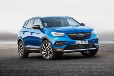 Cinque stelle per il nuovo Opel Grandland X