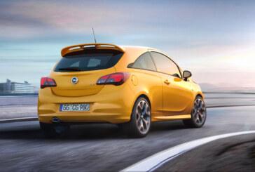 Una piccola sportiva: Opel Corsa GSi