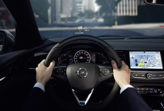 Opel lancerà 8 modelli completamente nuovi o rinnovati entro il 2020